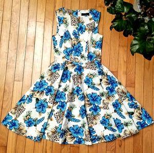 NWOT GRACE KARIN Vintage Dress | Small